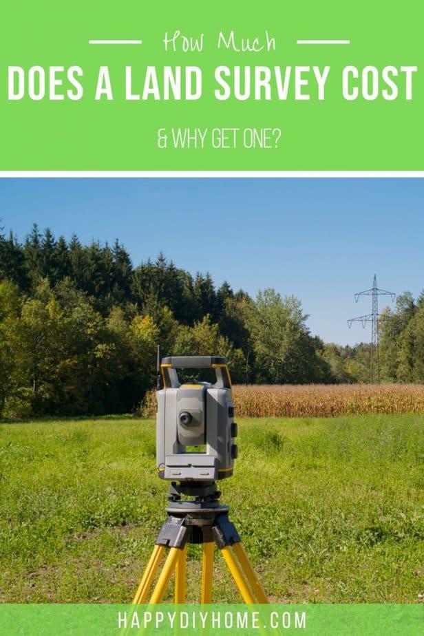 Land Survey Cost 1
