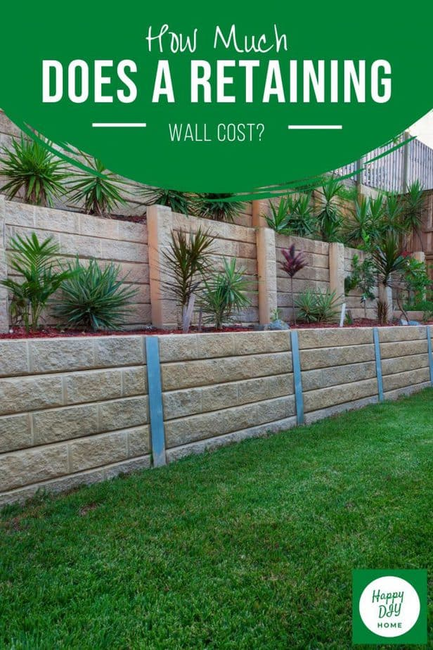 Retaining Wall Cost Cover 2