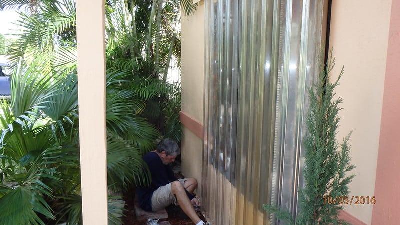 1 Installing Hurricane Shutters