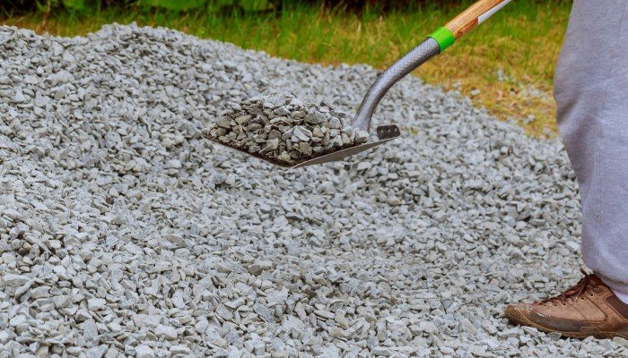 16. Though a concrete foundation is usually not needed often a crushed rock one is