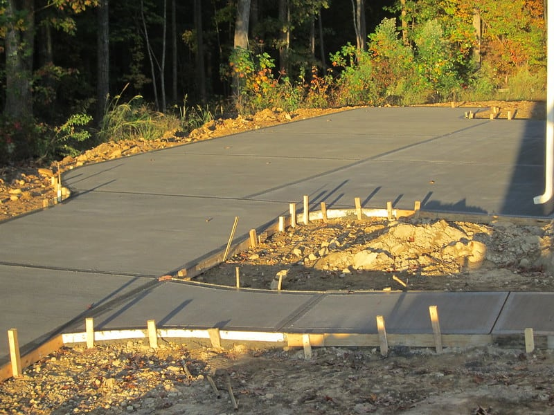 2 Concrete Driveway Finishes