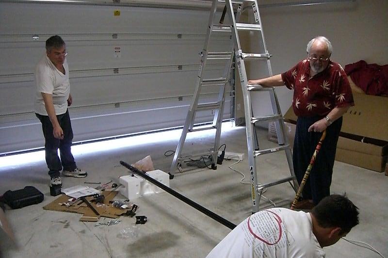 2 Type of Garage Door Opener
