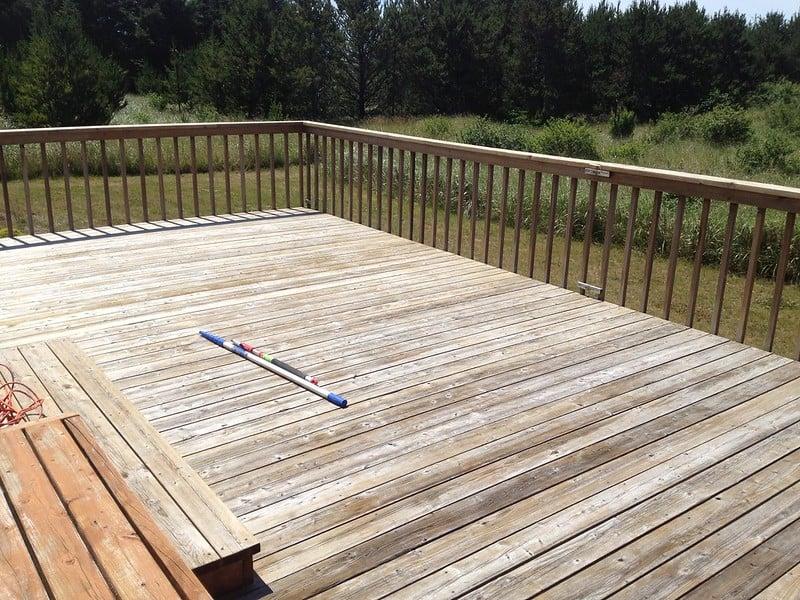 3 Stripped Deck