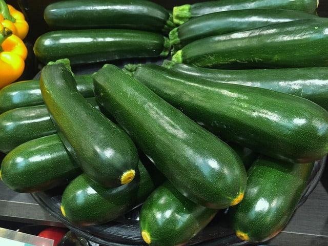 6 Zucchini