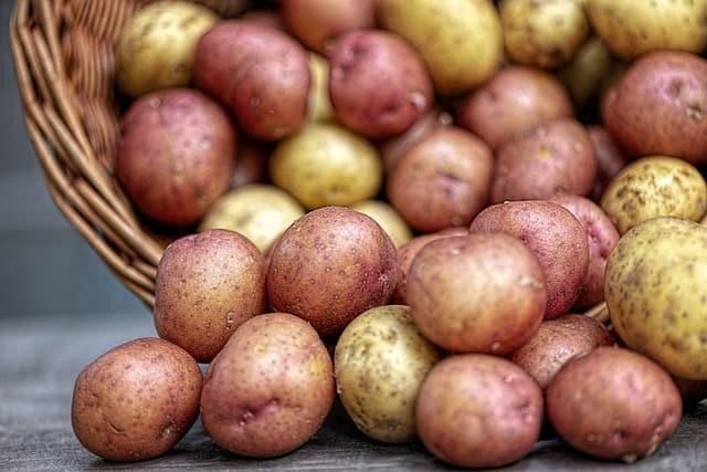 7 Potatoes
