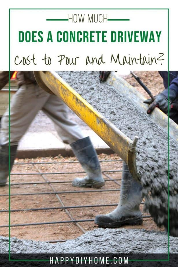 Concrete Driveway Cost 2