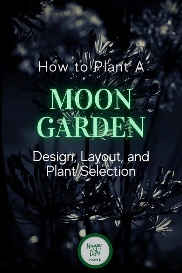 GLOWING GREEN MOON GARDEN COVER OPTION 2