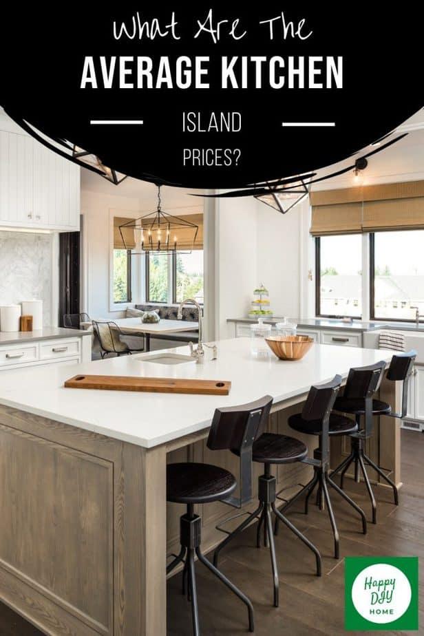 Kitchen Island Prices 2
