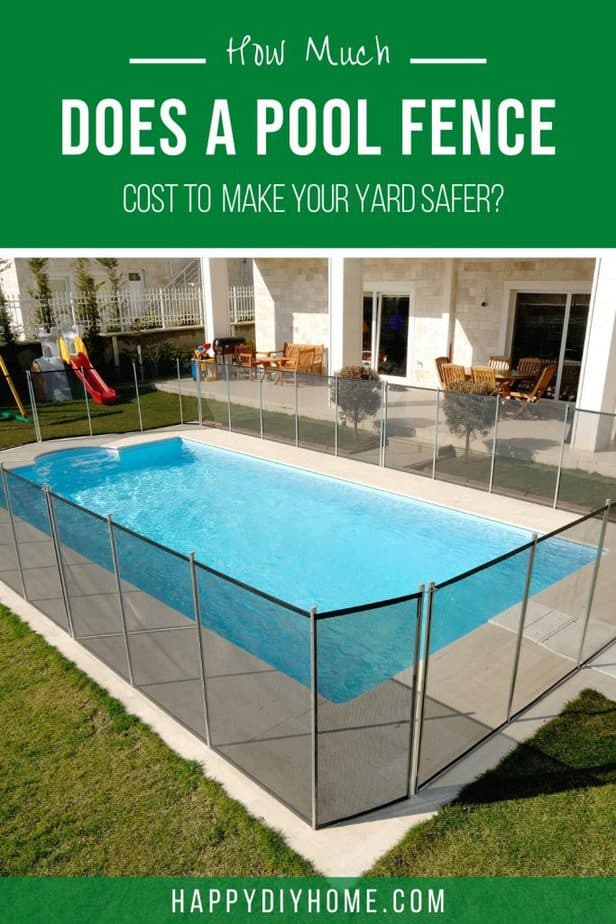 Pool Fence Cost 1