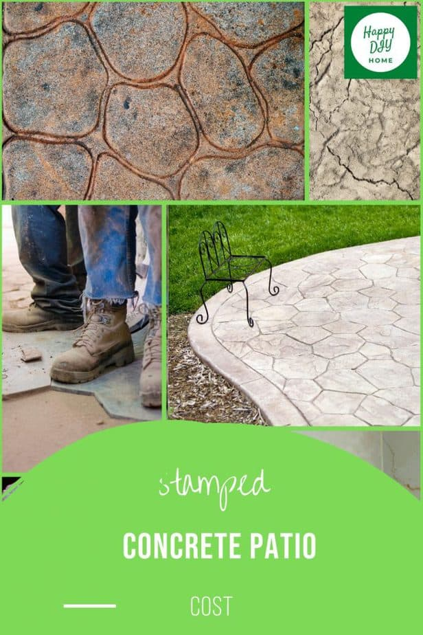 Stamped Concrete Patio 2
