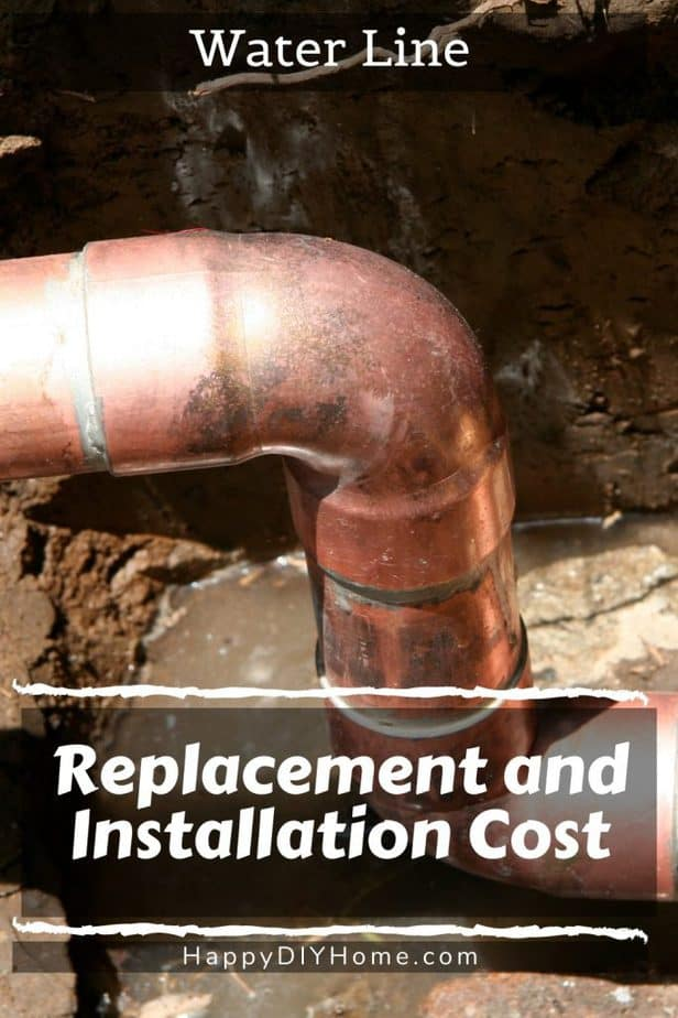 Water Line Replacement 1