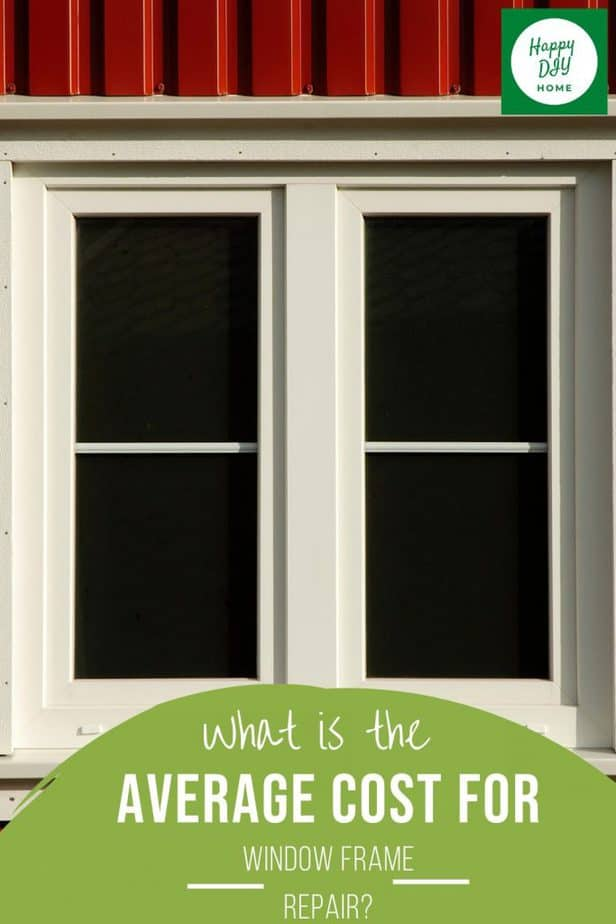 Window Frame Repair 2