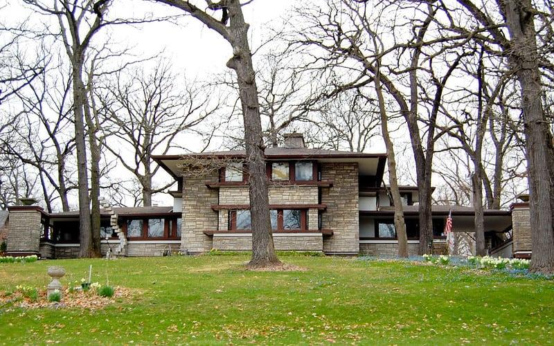 1 Full Stone Veneer House