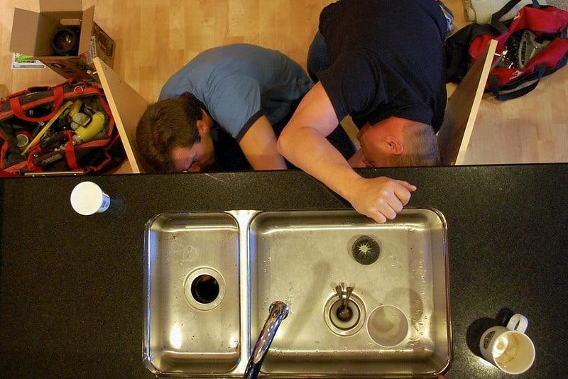 1 Installing a Garbage Disposal
