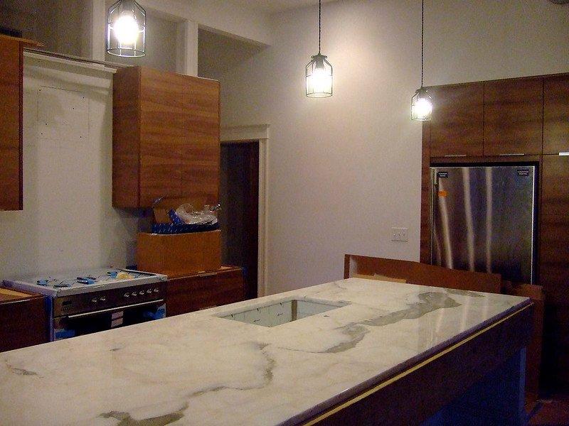 1 Marble Countertop Installation