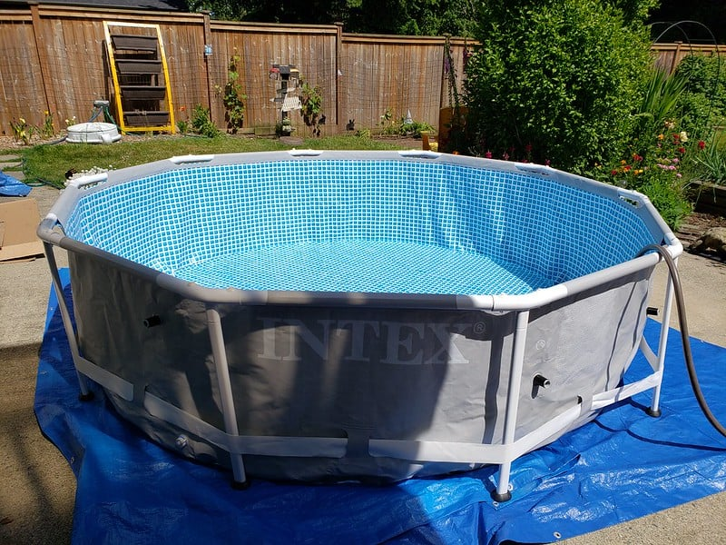 2 Filling the Pool for the Season