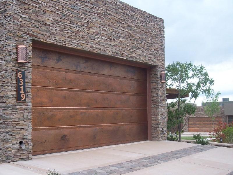2 Garage Door Configurations
