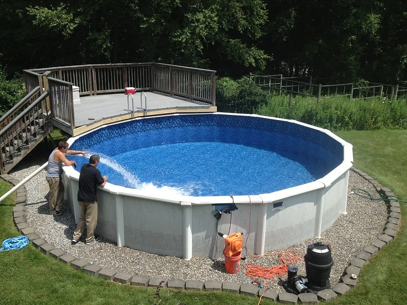 3 Labor Costs for Above Ground Pools