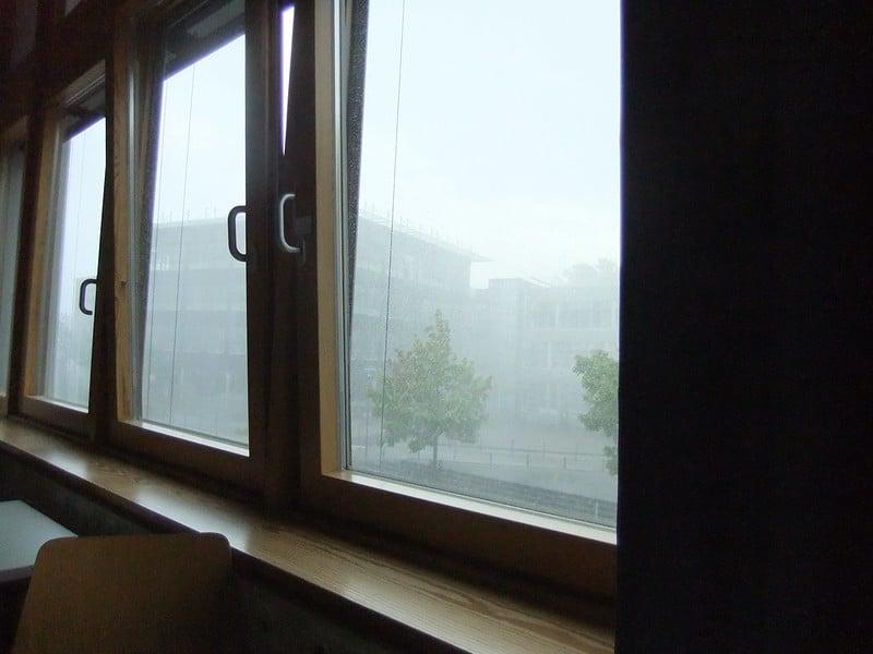 3 Storm Window Tracks