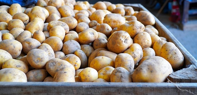 5 Many ways to store potatoes