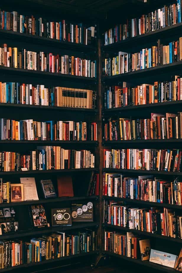 5. bookshelf