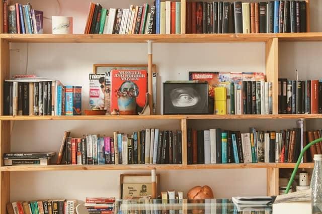 7. bookshelf