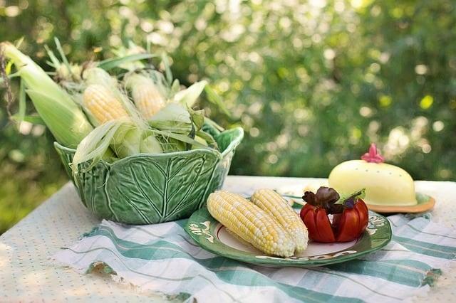 9 Fresh Corn