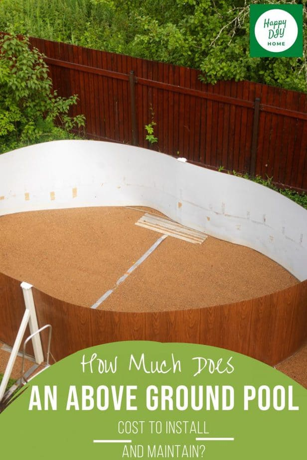 Above Ground Pool Cost 2