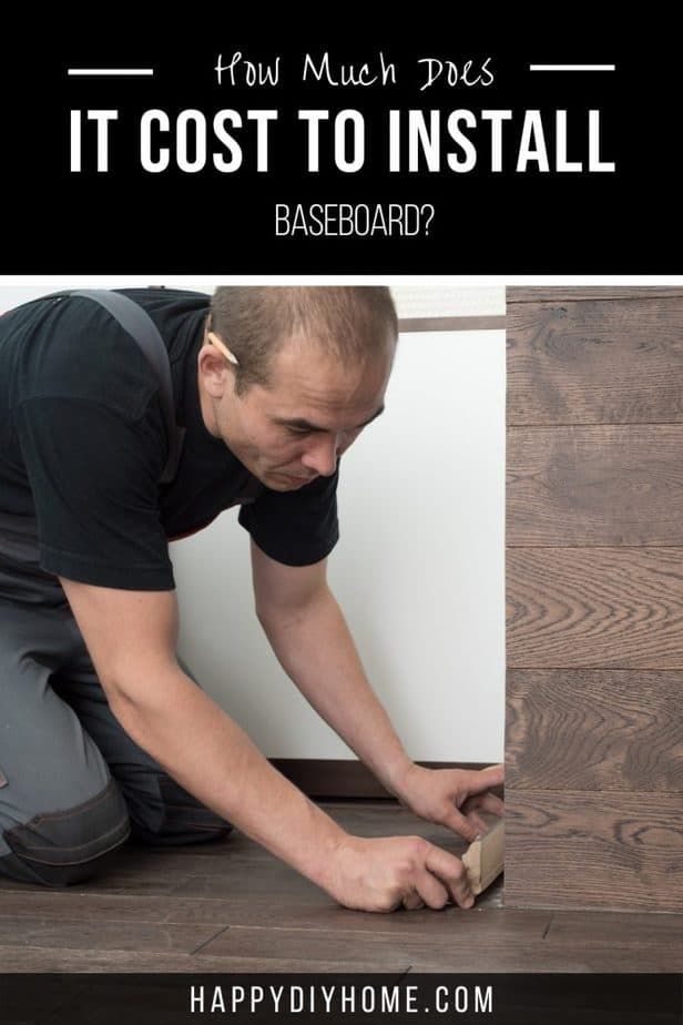 Cost to Install Baseboards 2