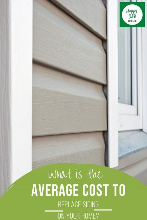 Cost to Replace Siding 2