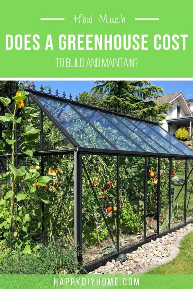 Greenhouse Cost 1