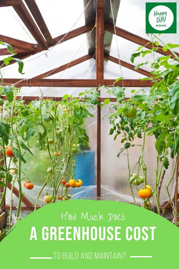 Greenhouse Cost 2