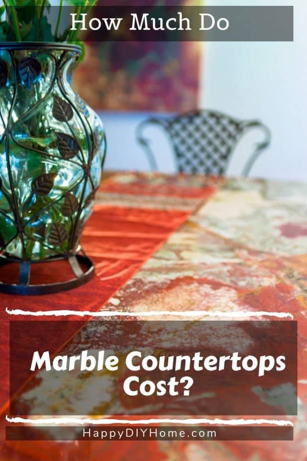 Marble Countertops Cost 1