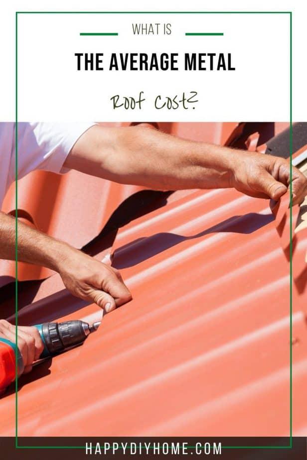 Metal Roof Cost 2