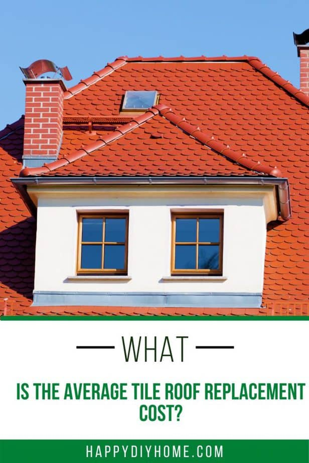 Tile Roof Replacement 1