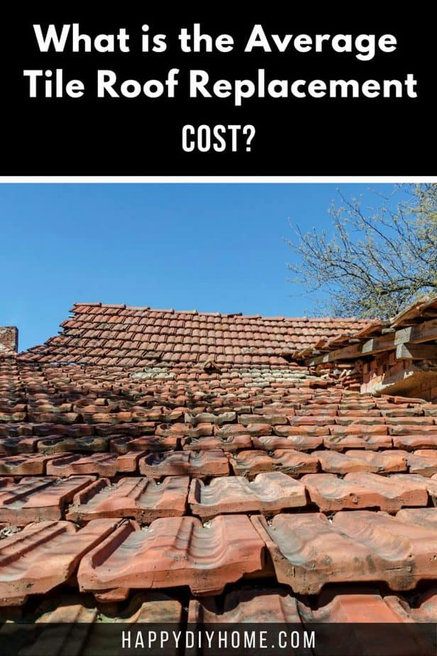 Tile Roof Replacement 2
