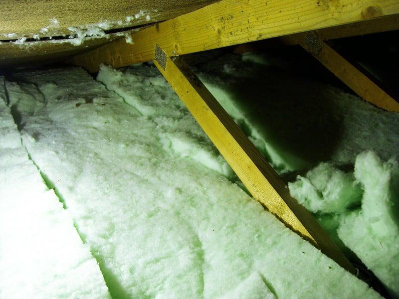 1 Blown Roof Insulation