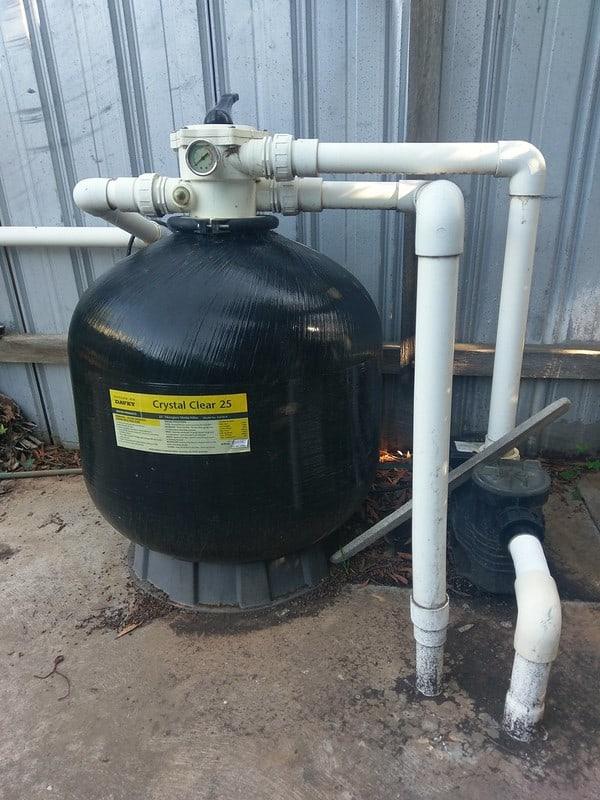 1 Older Pool Pump