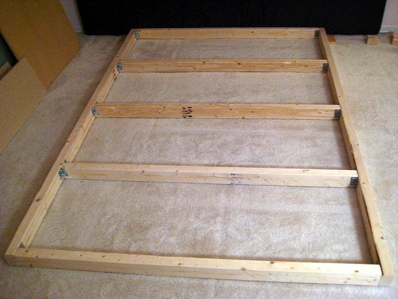 12 Minimalist Wooden Frame