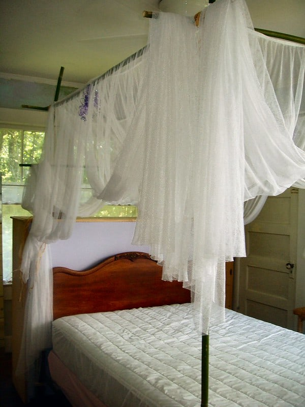 17 Canopy Bed