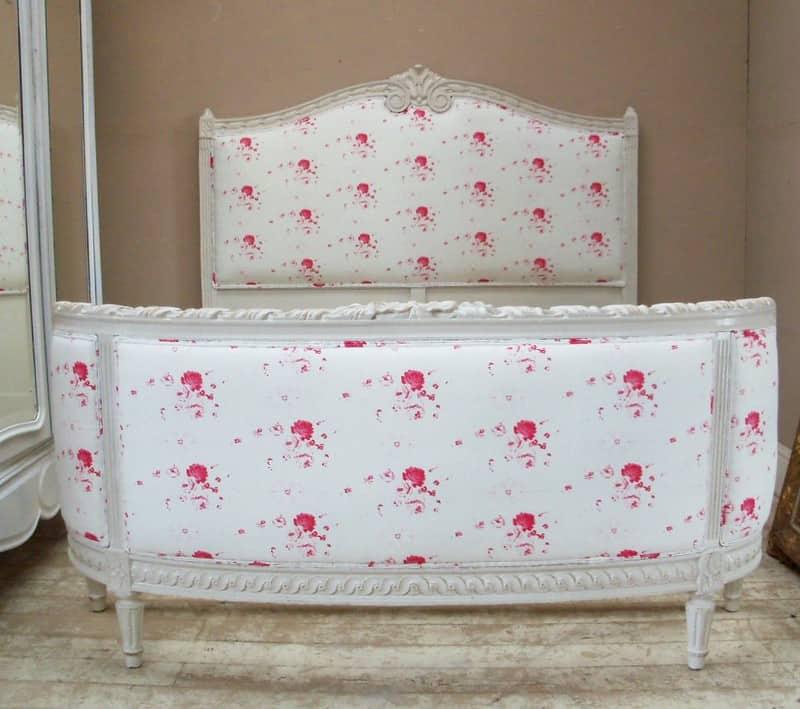 2 Upholstered Bed Frame