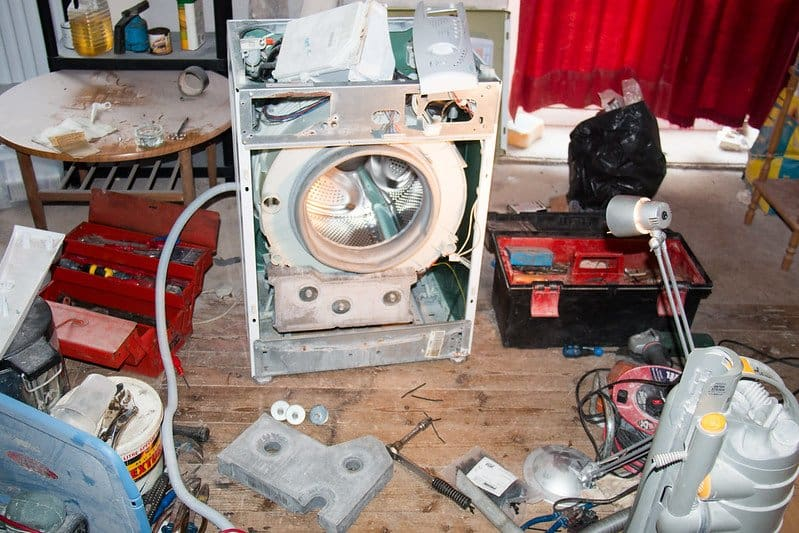 2 Washing Machine Parts