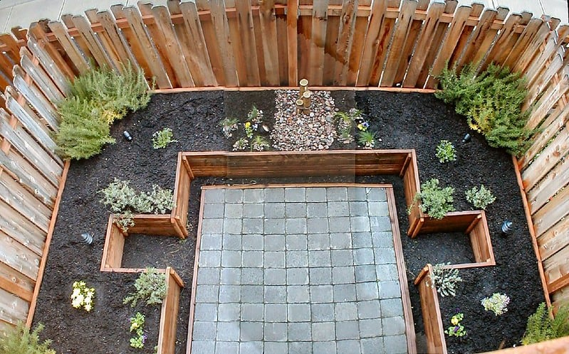 20 Tiered Landscaping