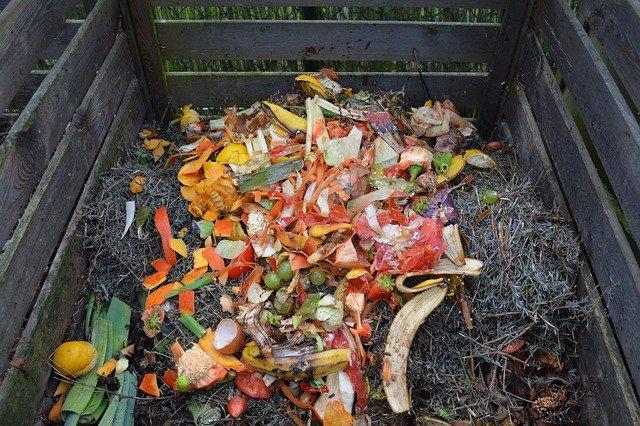 3 Kitchen waste enriches compost