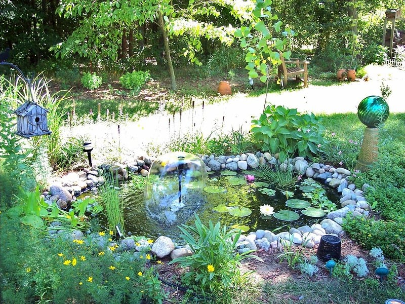 30 Water Feature