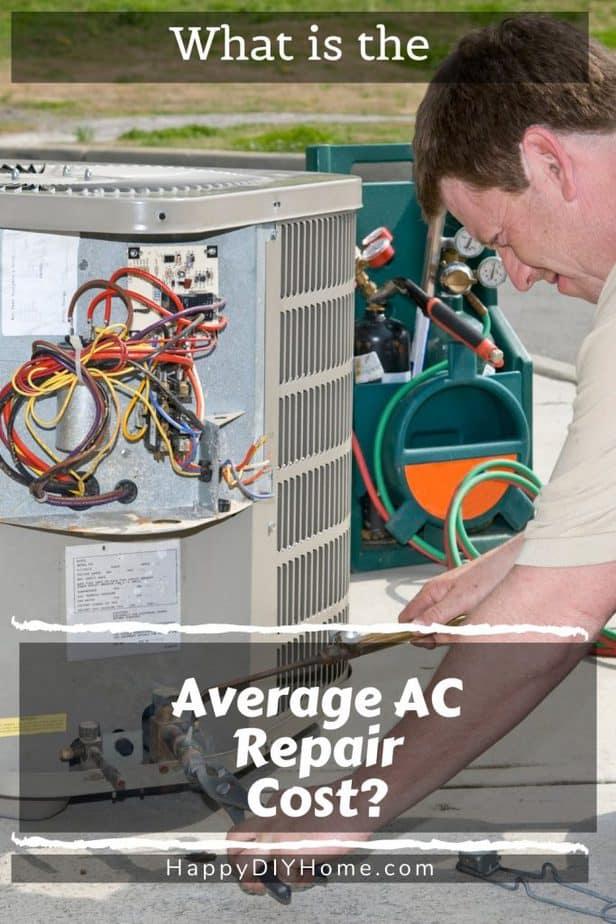 AC Repair Cost 1