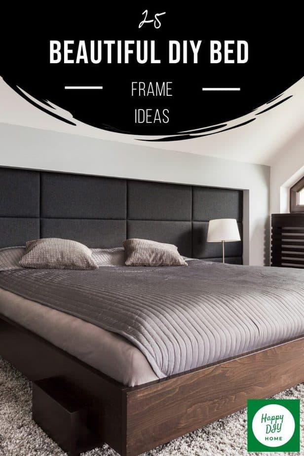 DIY Bed Frame 2