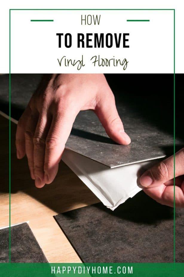How to Remove Vinyl Flooring 1