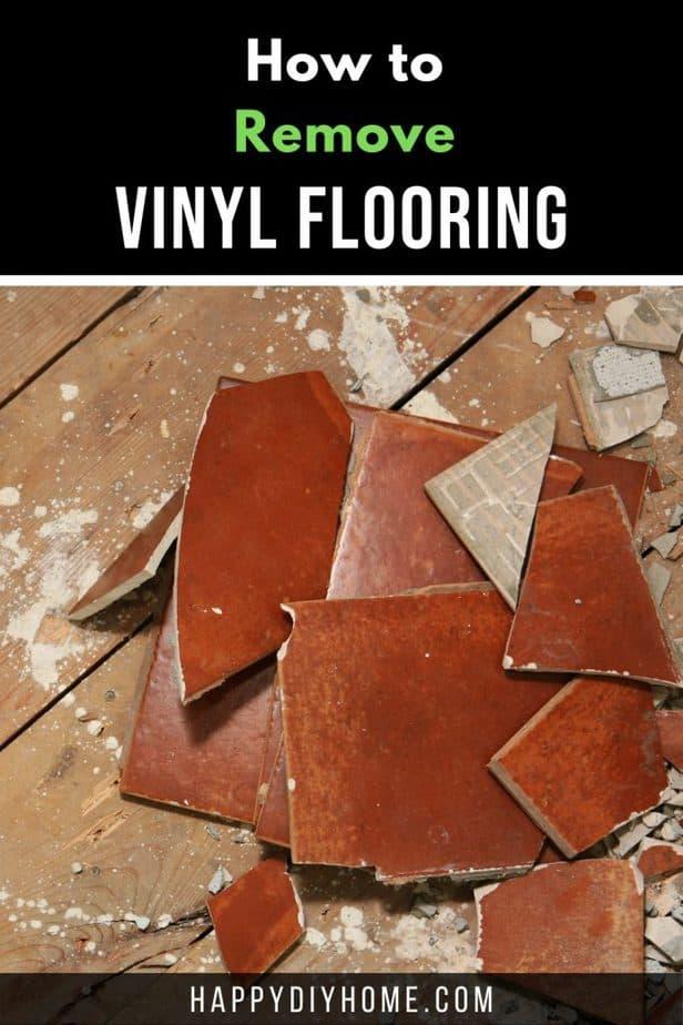 How to Remove Vinyl Flooring 2