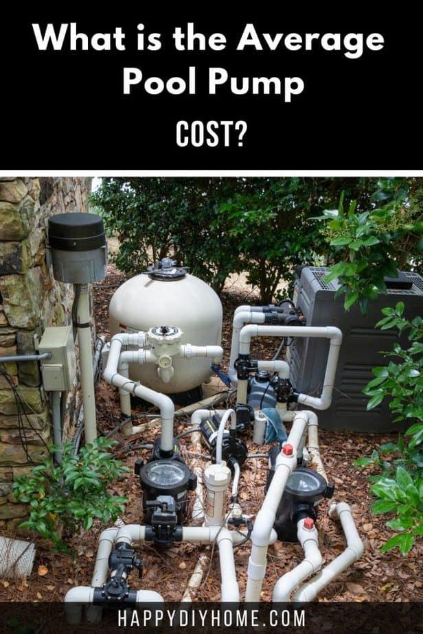 Pool Pump Cost 2